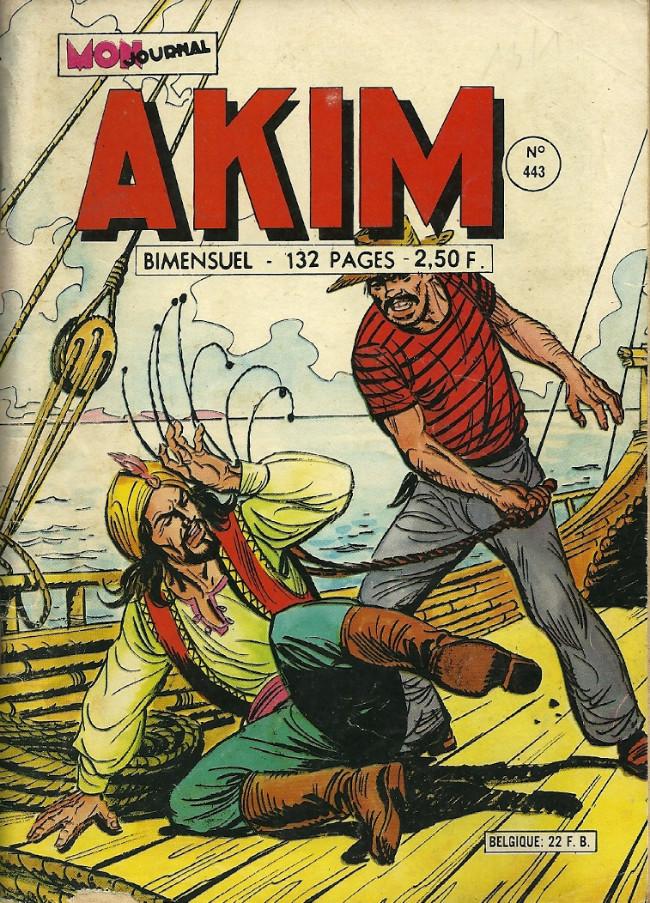 Couverture de Akim (1re série) -443- Bombe à retardement