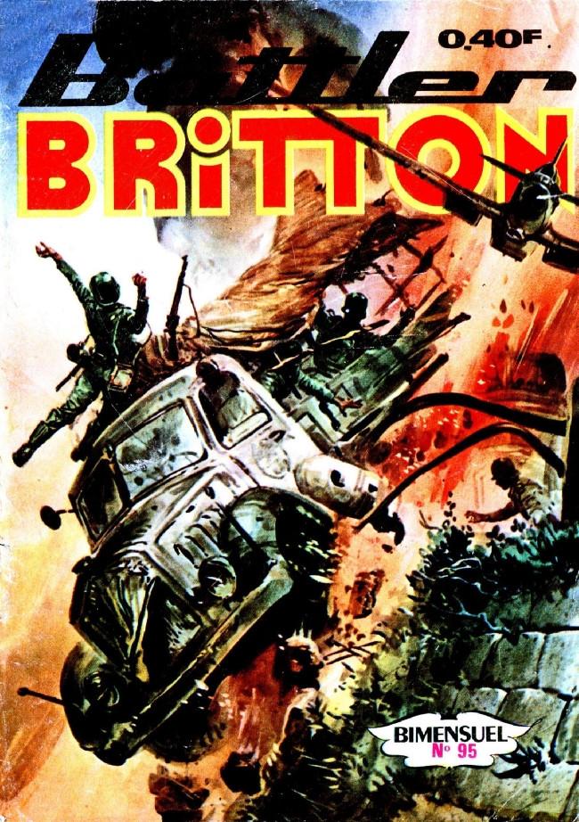 Couverture de Battler Britton -95- Les serpents du ciel