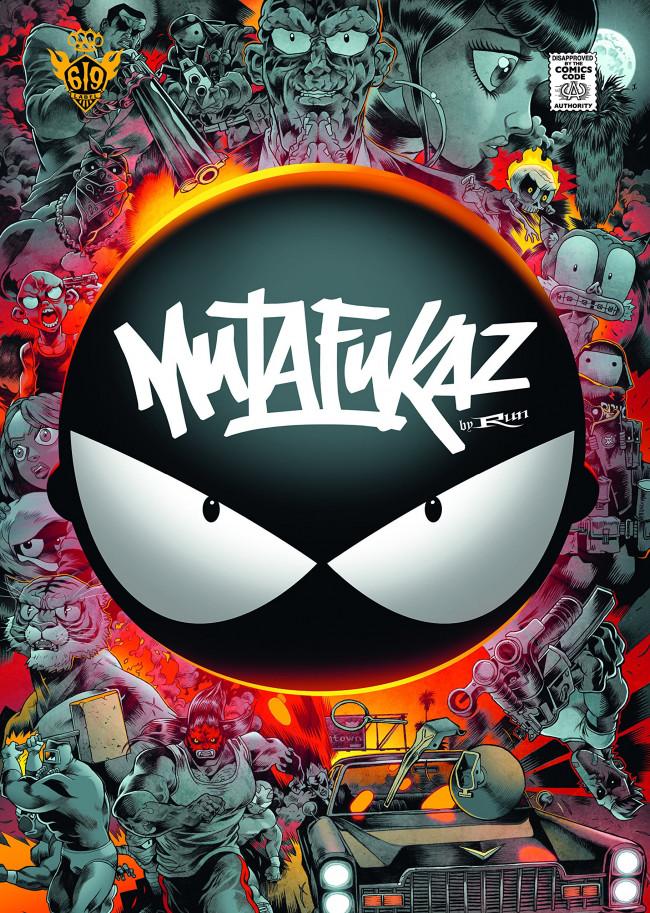 Couverture de Mutafukaz - Tome INT