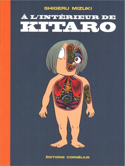 Couverture de À l'intérieur des yôkaï -HC- A l'intérieur de Kitaro