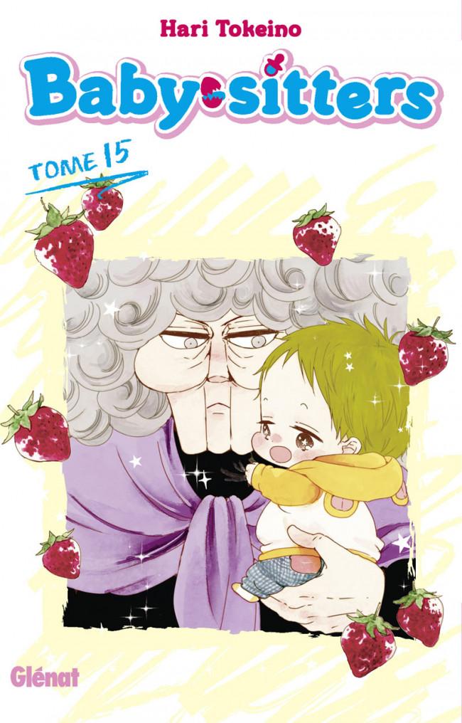 Couverture de Baby-sitters -15- Tome 15