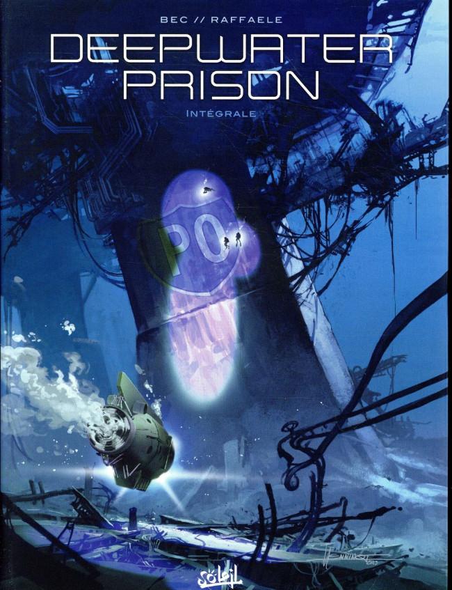Couverture de Deepwater Prison -INT- Intégrale