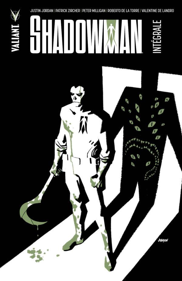 Couverture de Shadowman - Tome INT