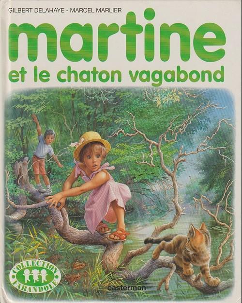 Couverture de Martine -44- Martine et le chaton vagabond