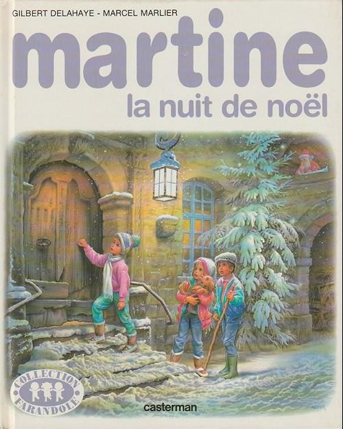 Couverture de Martine -41- Martine, la nuit de noël