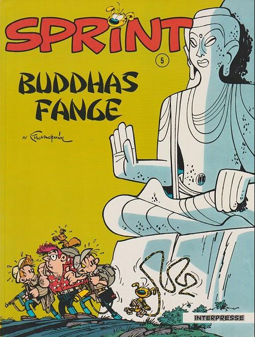 Couverture de Sprint -5- Buddhas fange