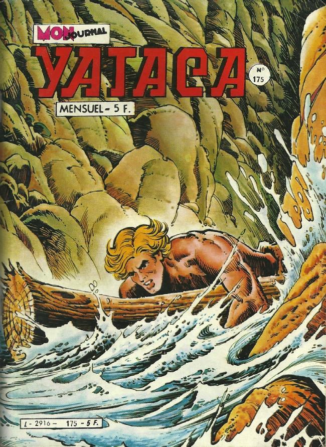 Couverture de Yataca (Fils-du-Soleil) -175- Les massacreurs