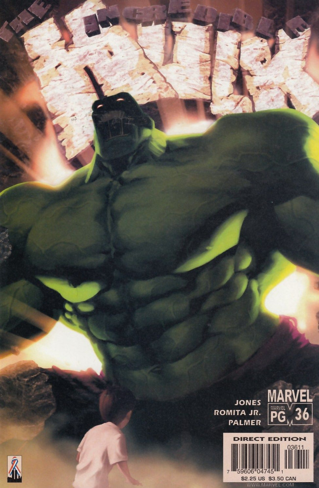 Couverture de Incredible Hulk (The) (Marvel comics - 2000) -36- The gang's all here!