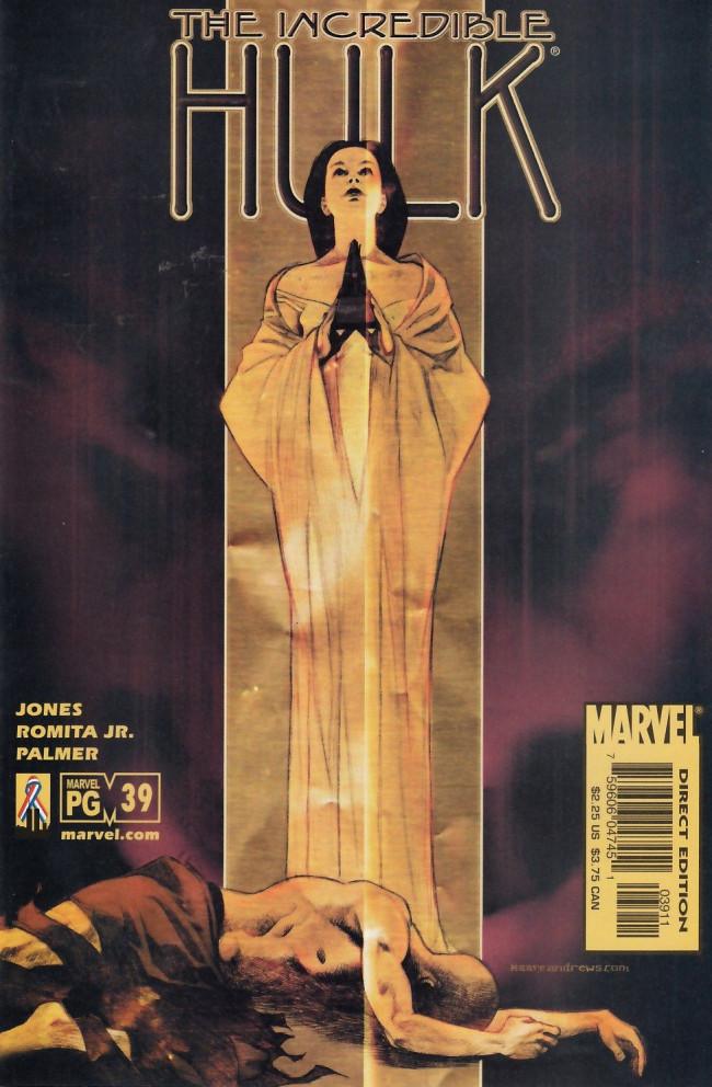 Couverture de Incredible Hulk (The) (Marvel comics - 2000) -39- Tag... you're dead!