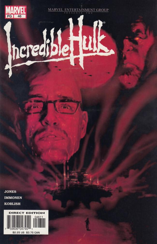 Couverture de Incredible Hulk (The) (Marvel comics - 2000) -46- Multiple organism