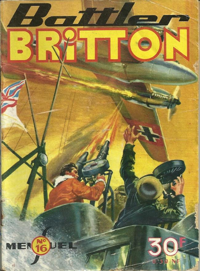 Couverture de Battler Britton (Imperia) -16- L'espion