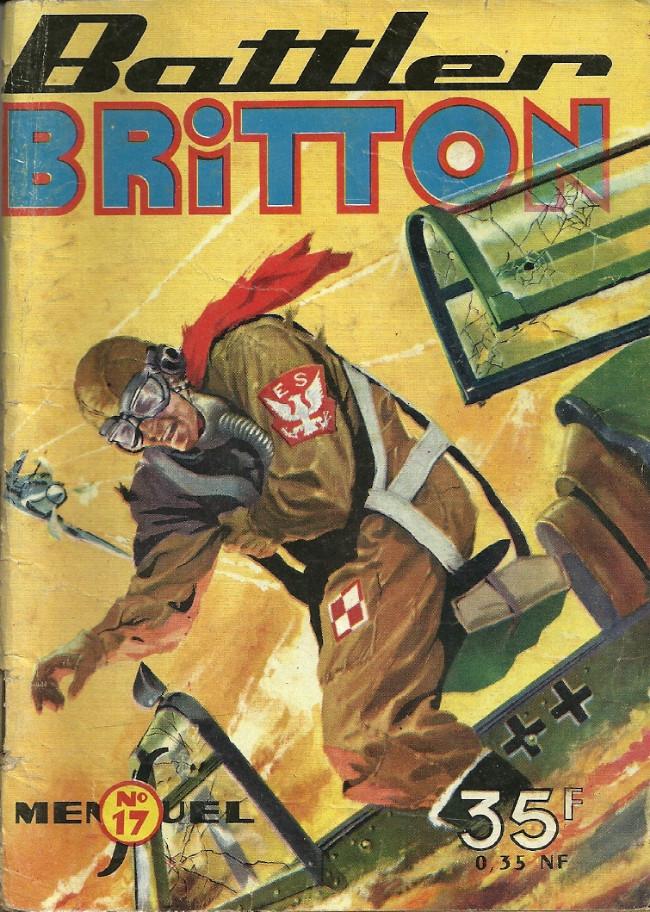 Couverture de Battler Britton -17- L'arme de la victoire