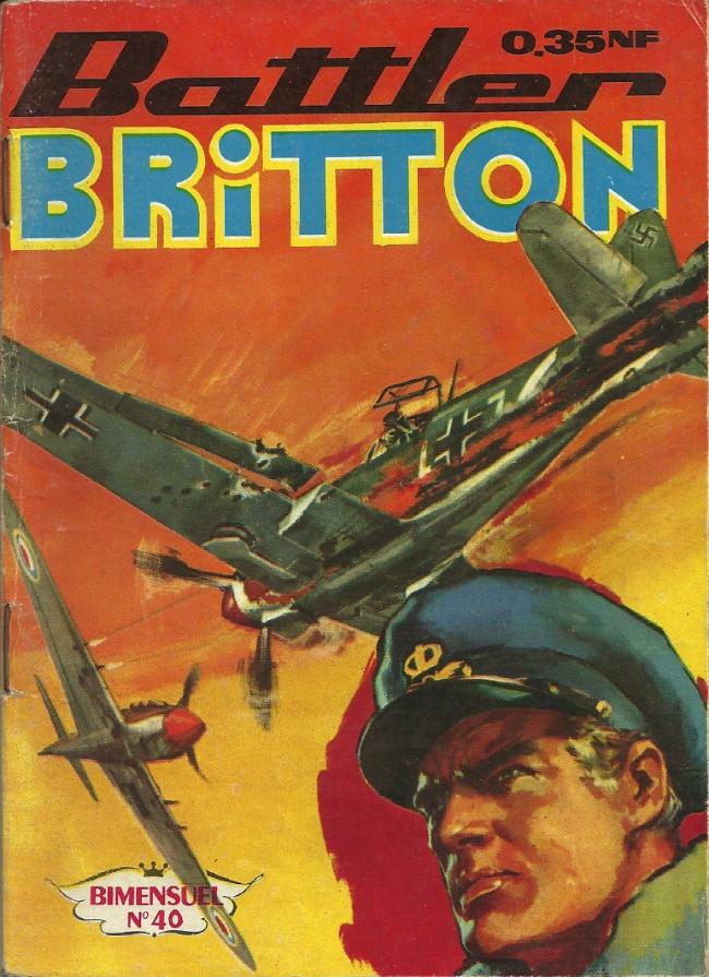 Couverture de Battler Britton -40- Formule 17!