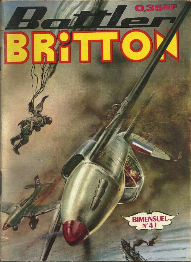 Couverture de Battler Britton -41- Le trophée