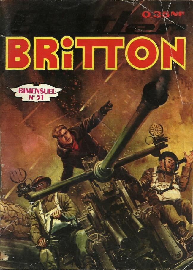 Couverture de Battler Britton (Imperia) -51- Les généraux