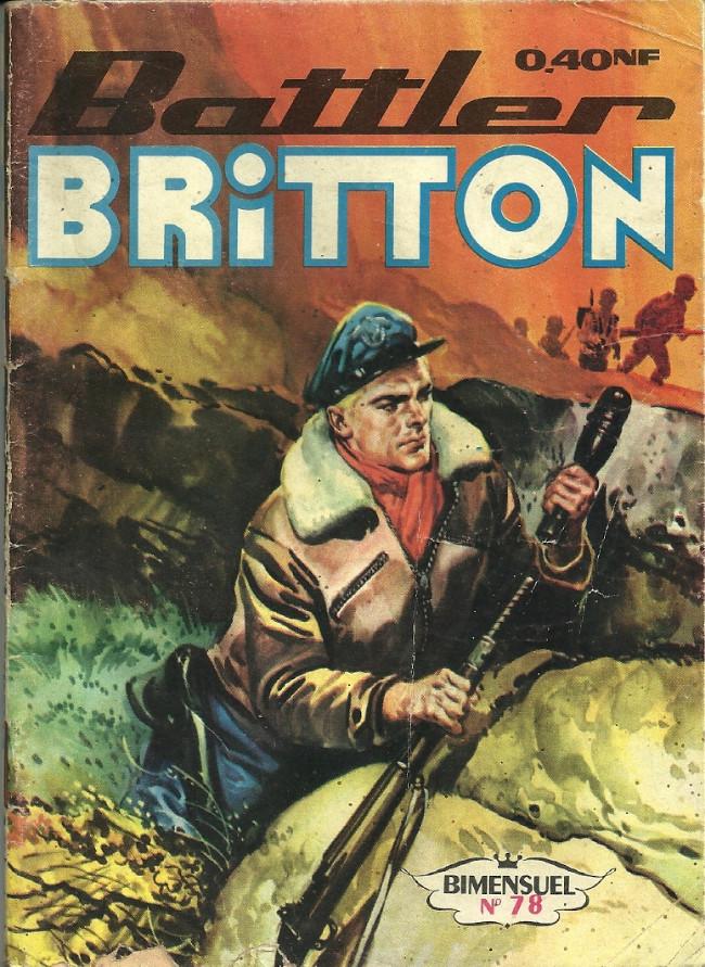 Couverture de Battler Britton -78- Revanche