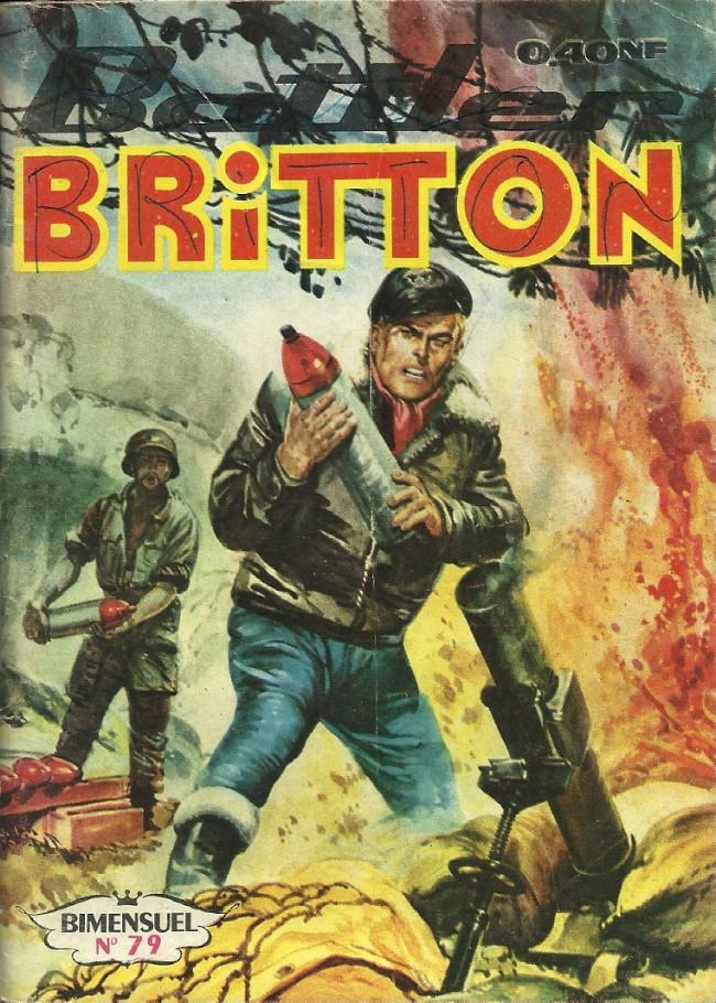 Couverture de Battler Britton (Imperia) -79- Les furies de l'arctique