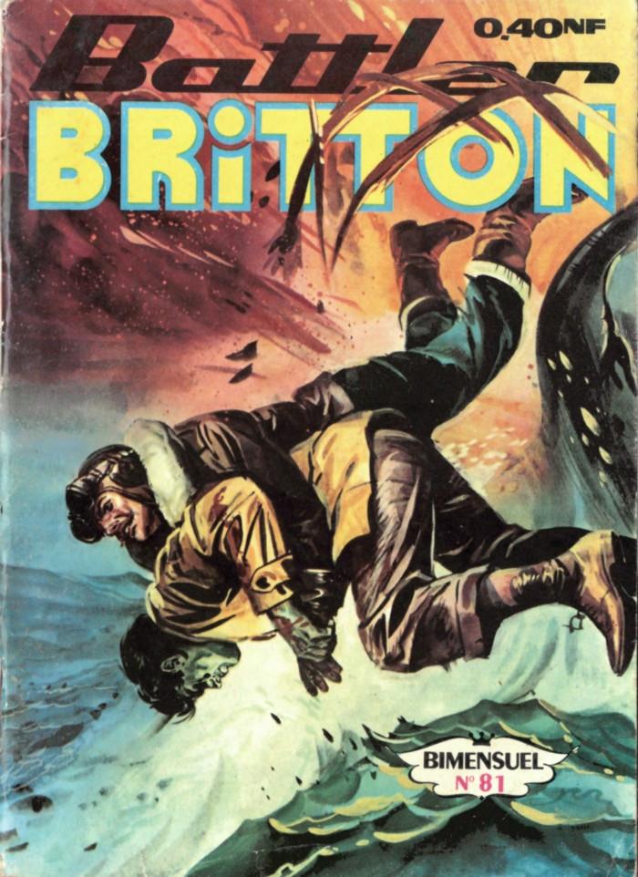 Couverture de Battler Britton -81- Opération