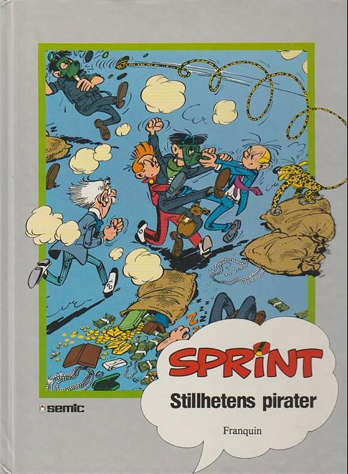 Couverture de Sprint -36- Stillhetens pirater