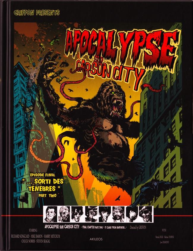 Couverture de Apocalypse sur Carson City -7- Sorti des ténèbres (Part Two)