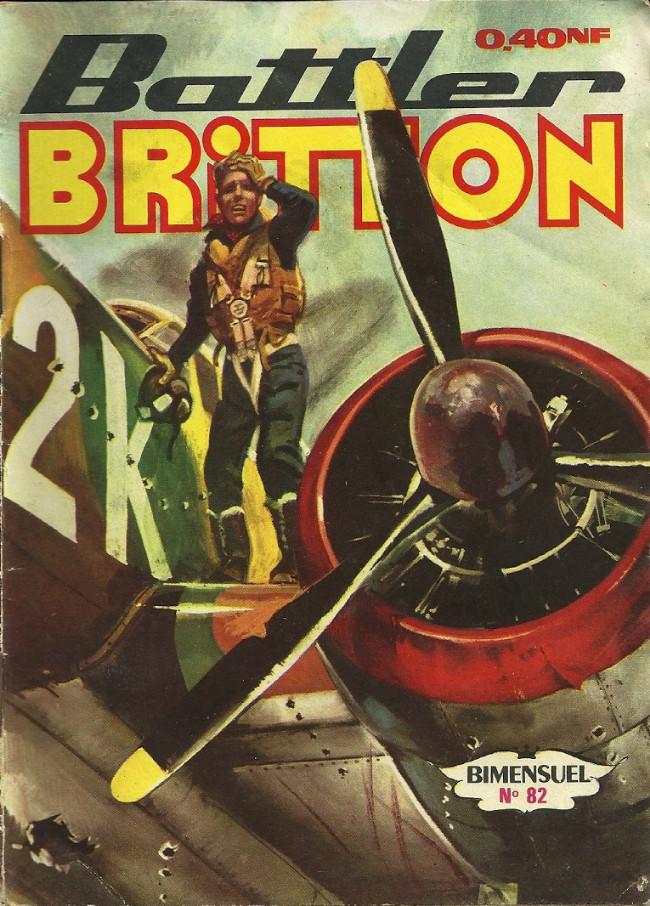 Couverture de Battler Britton (Imperia) -82- Opération