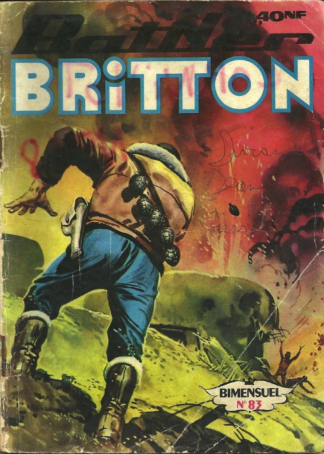 Couverture de Battler Britton -83- Opération