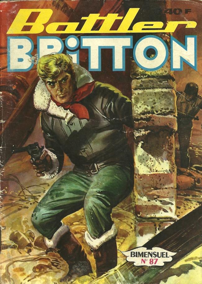Couverture de Battler Britton (Imperia) -87- Objectif manqué