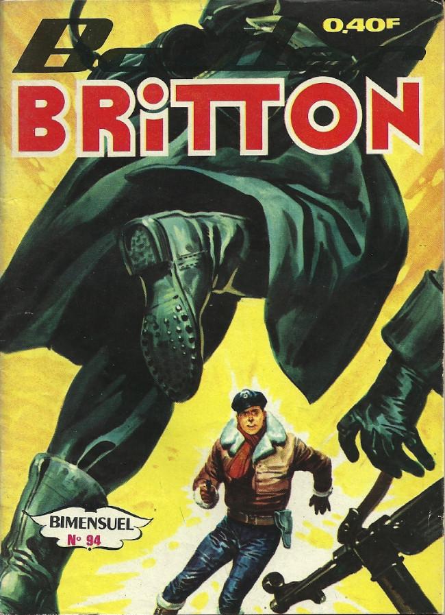 Couverture de Battler Britton (Imperia) -94- Les serpents du ciel