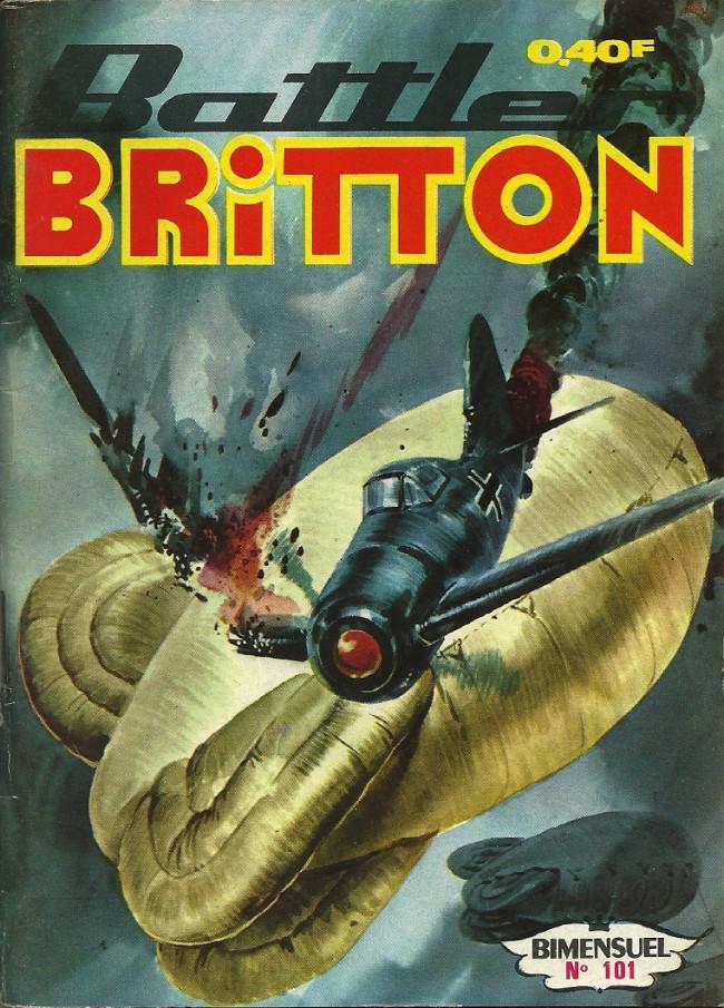 Couverture de Battler Britton -101- Le leurre