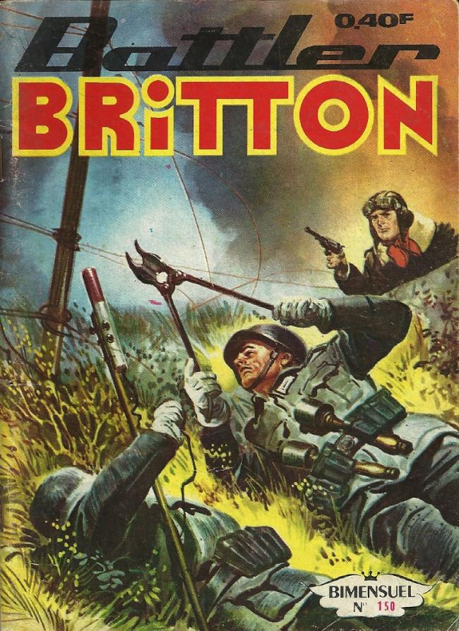 Couverture de Battler Britton (Imperia) -150- Le poète