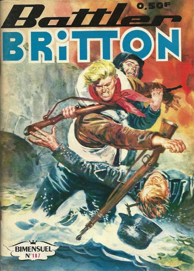 Couverture de Battler Britton (Imperia) -187- Les vieux