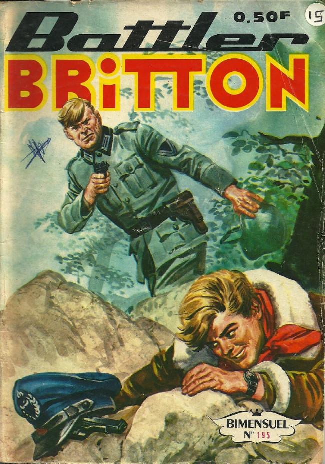Couverture de Battler Britton -195- Un Français