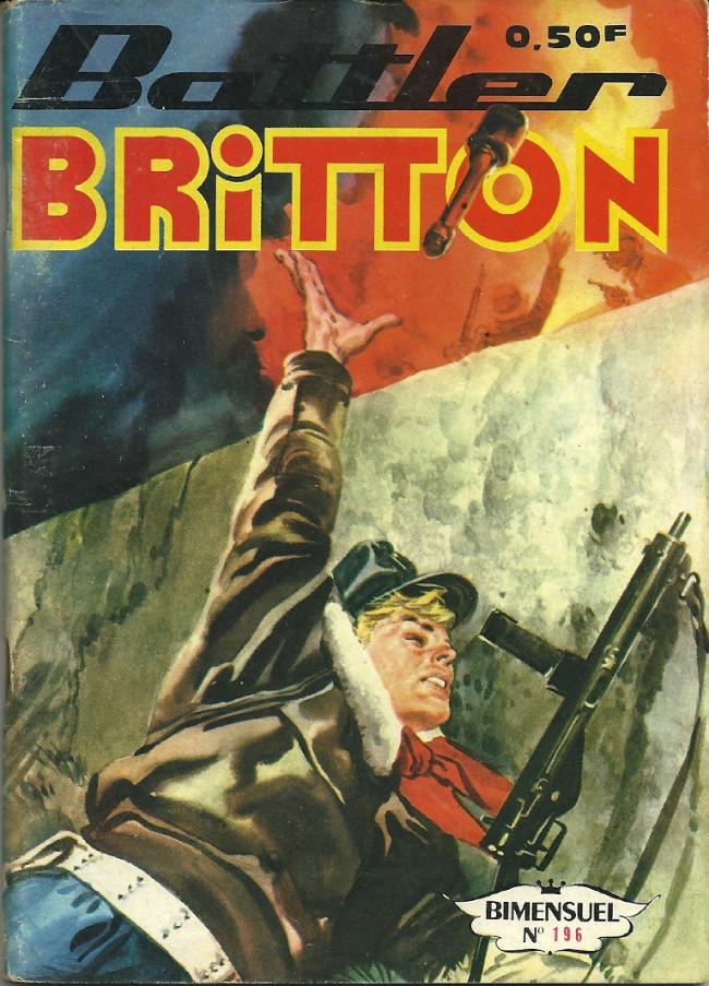 Couverture de Battler Britton -196- Raid éclair