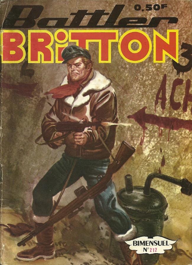 Couverture de Battler Britton -212- Rira bien...