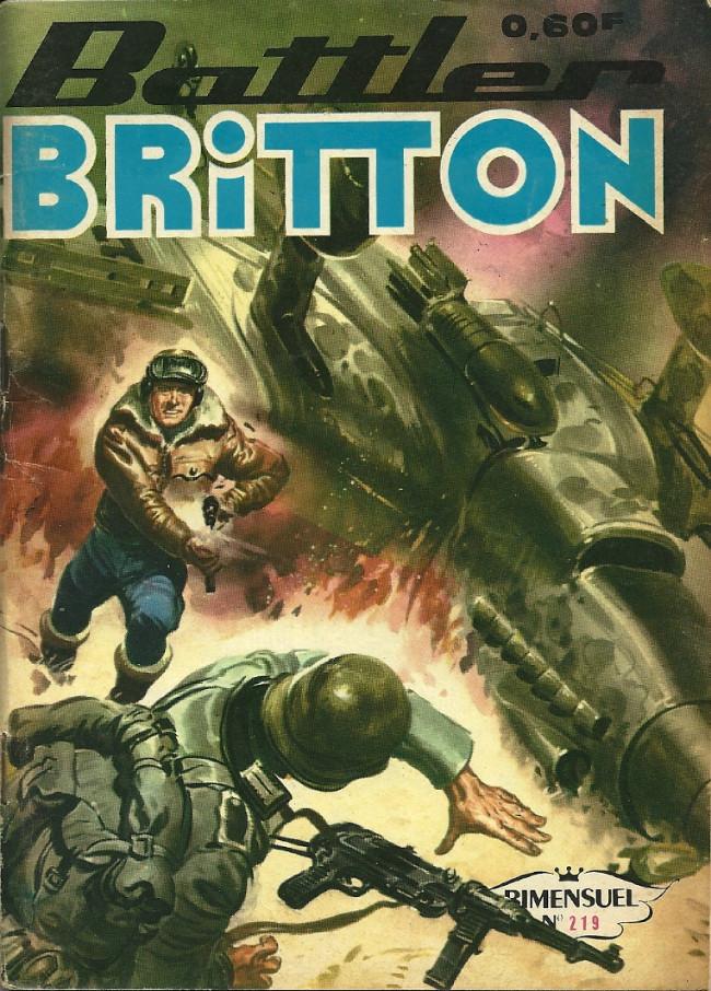 Couverture de Battler Britton (Imperia) -219- Qui est le traitre?