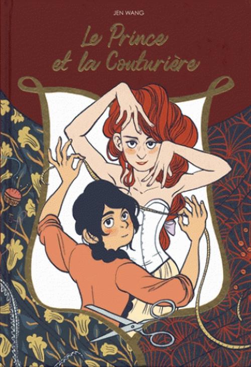 Couverture de Le prince et la Couturière - Le Prince et la Couturière