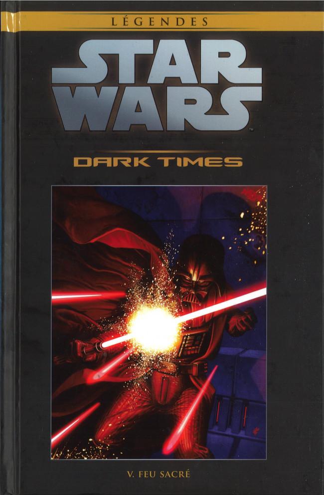 Couverture de Star Wars - Légendes - La Collection (Hachette) -6540- Dark Times - V. Feu Sacré