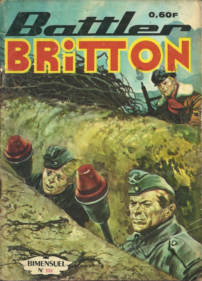 Couverture de Battler Britton (Imperia) -224- Choisissez votre cible
