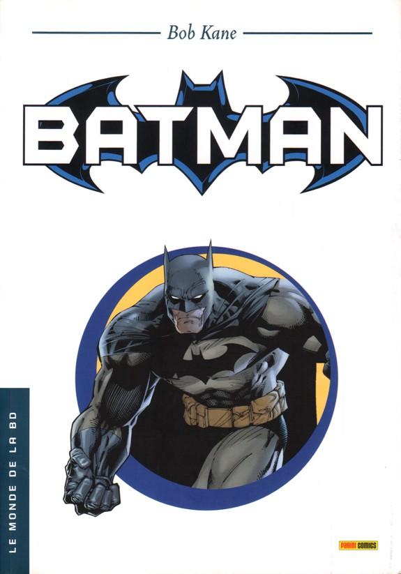 Couverture de Batman (Panini) -MBD17- Batman - Le Monde de la BD - 17
