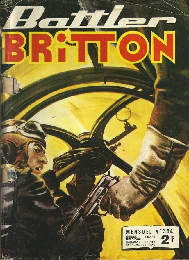 Couverture de Battler Britton -354- Un coup monté!