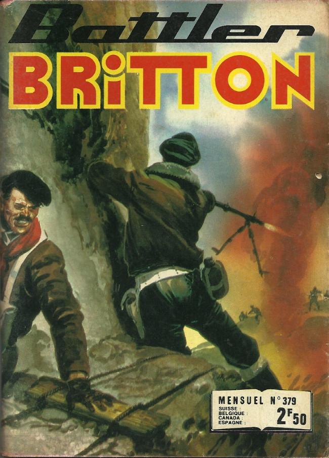 Couverture de Battler Britton (Imperia) -379- Raid éclair