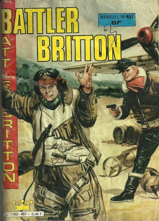 Couverture de Battler Britton -457- Difficile à abattre