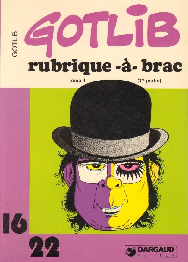 Couverture de Rubrique-à-Brac (16/22) -780- Tome 4 (I)