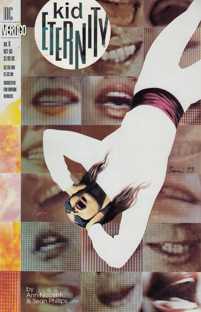 Couverture de Kid Eternity (1993) -6- Eating pop porn