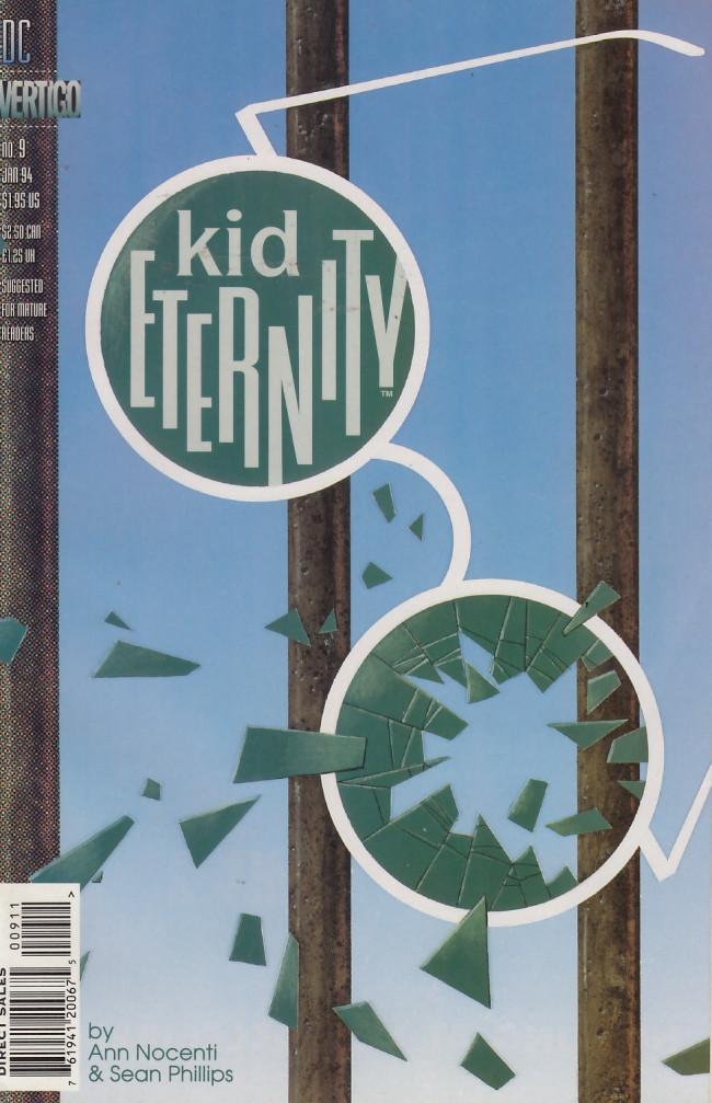 Couverture de Kid Eternity (1993) -9- Hysteria knows no gender
