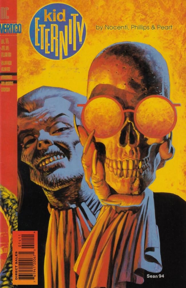 Couverture de Kid Eternity (1993) -14- The devil's last stand