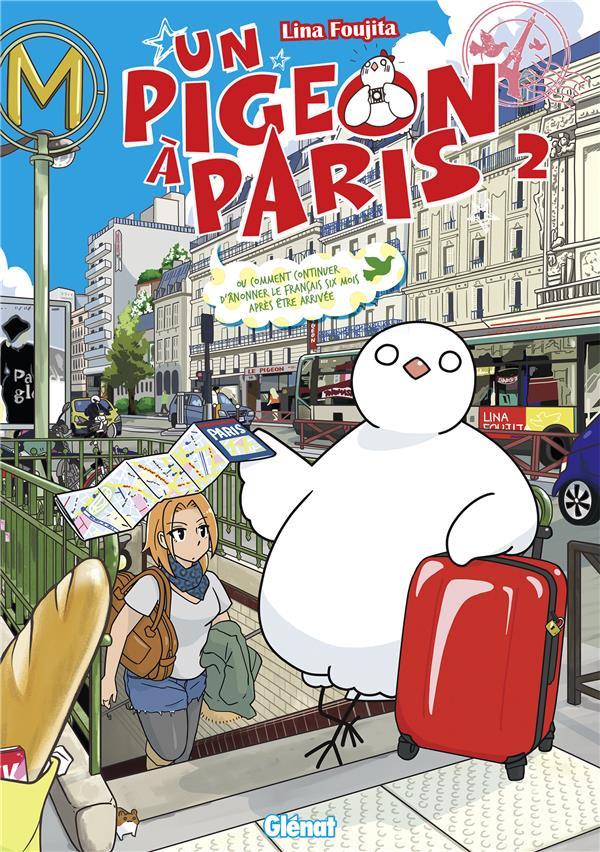 Couverture de Un pigeon à Paris -2- Tome 2