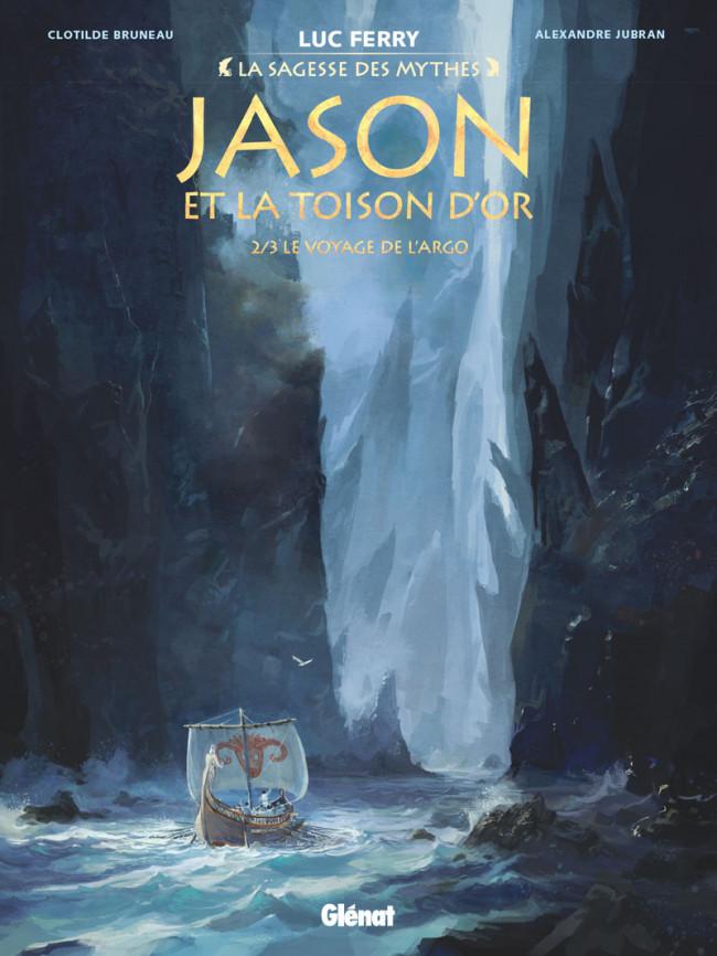 Couverture de Jason et la Toison d'Or -2- Le voyage de l'Argo