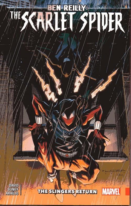 Couverture de Ben Reilly: Scarlet Spider (2017) -INT03- The slingers return