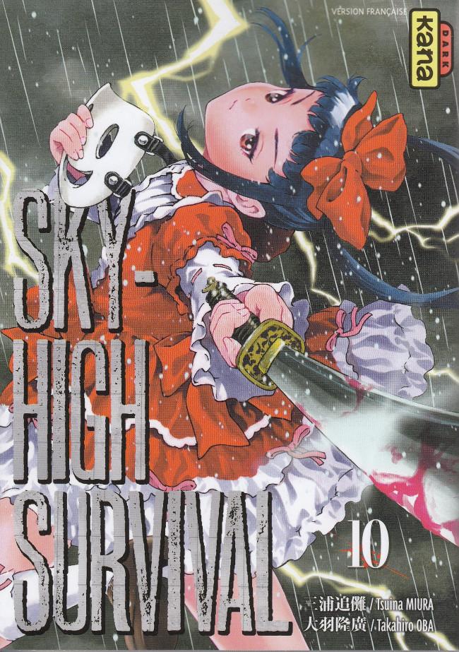 Couverture de Sky-High Survival -10- Tome 10